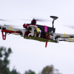 using drones to collect big data in agriculture